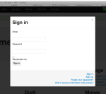 Embedding Devise Forms in Twitter Bootstrap Modals