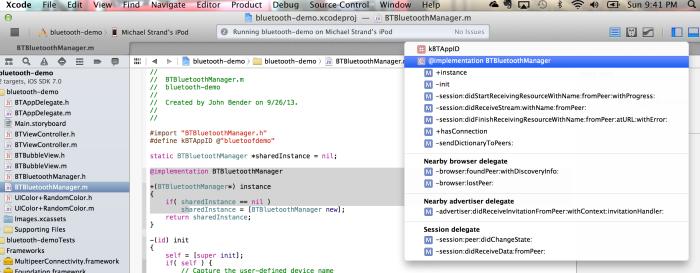 Pragma Marks in Xcode